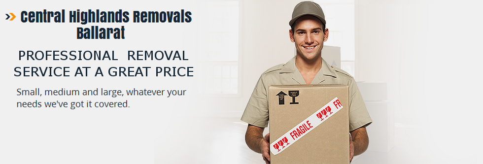 Central Highlands Removalists Ballarat - Moving households & offices in Western Victoria